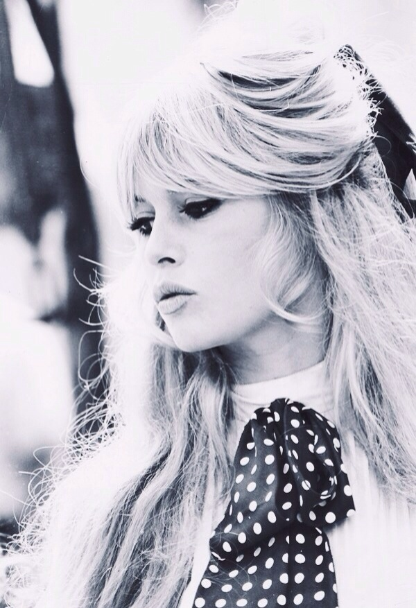 Tuesday's Muse: Brigitte Bardot